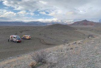 Podhůří Ararat   Kluci dostali od vojáků roušky