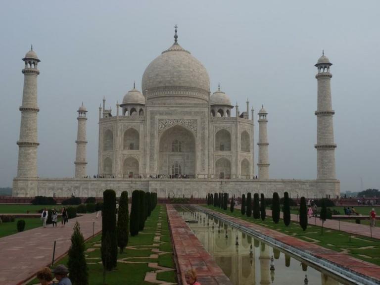 Tádž Mahal, Indie