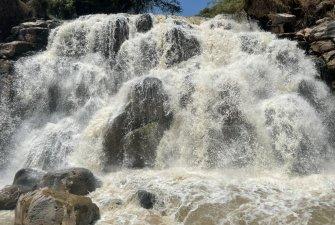 Vodopády Awash