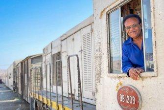 Vlak jezdí z města Harar k hraničnímu přechodu Dewele.