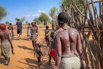 Z deníčku TKS2, aneb prožíváme kouzla Etiopie