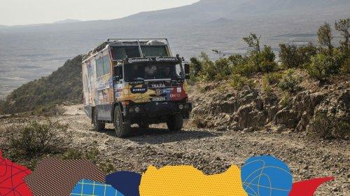 Změny interiéru expediční Tatry, aneb funkčnost a praktičnost v hlavní roli