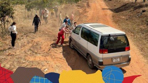 """Kvalita"" zambijských silnic"
