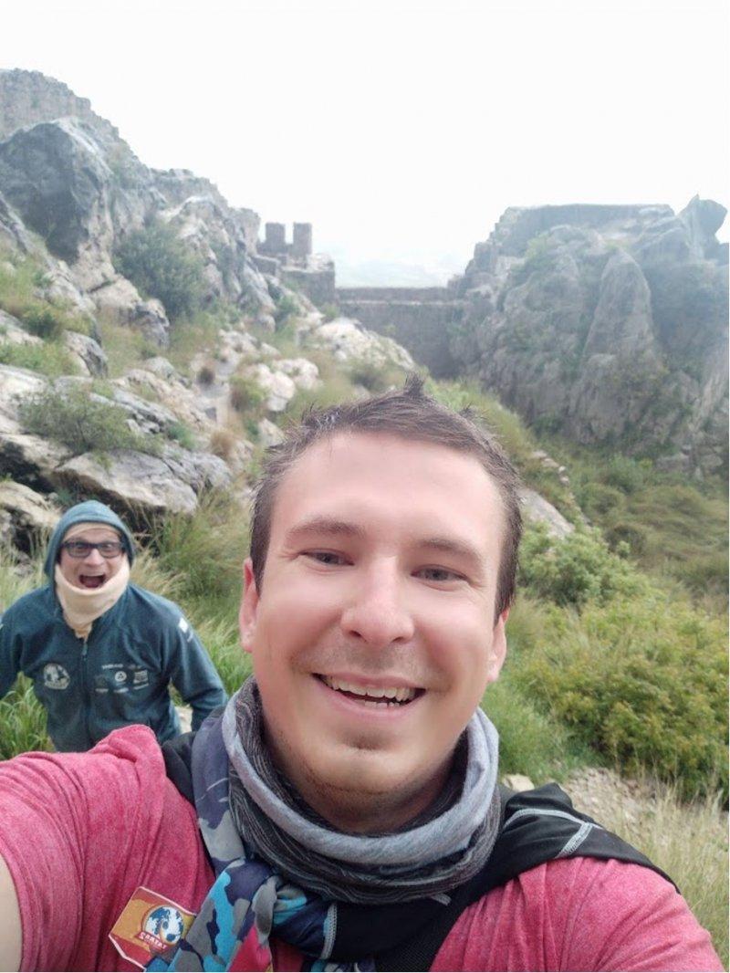 Tomáš Kadubec a jeho cesta s TKS2
