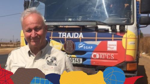 Svatoslav Gosman a jeho cesta s TKS2