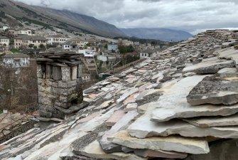 město Gjirokastër