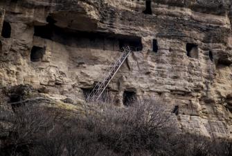 Skalní město   Cesta vzhůru  (fotografie od Kristýny Čermákové)