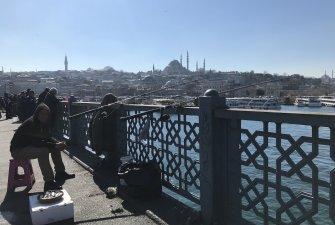 Procházka Istanbulem a Sulejmanova mešita